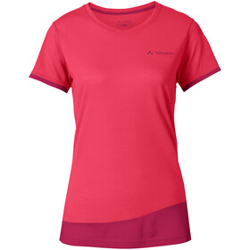 VAUDE Sveit T-Shirt Damen bright pink